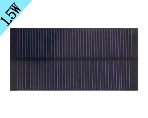1.5w透明太阳能板