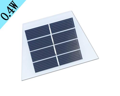 0.4W太阳能板