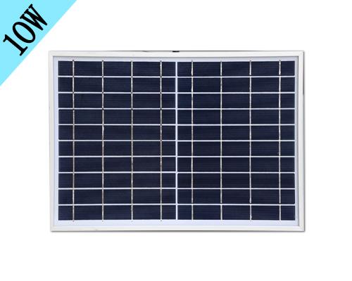 10w多晶硅太阳能板