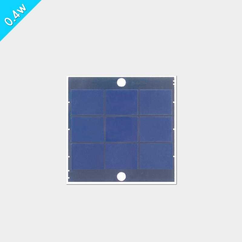 mono solar 小尺寸安防摄像头太阳能充电板