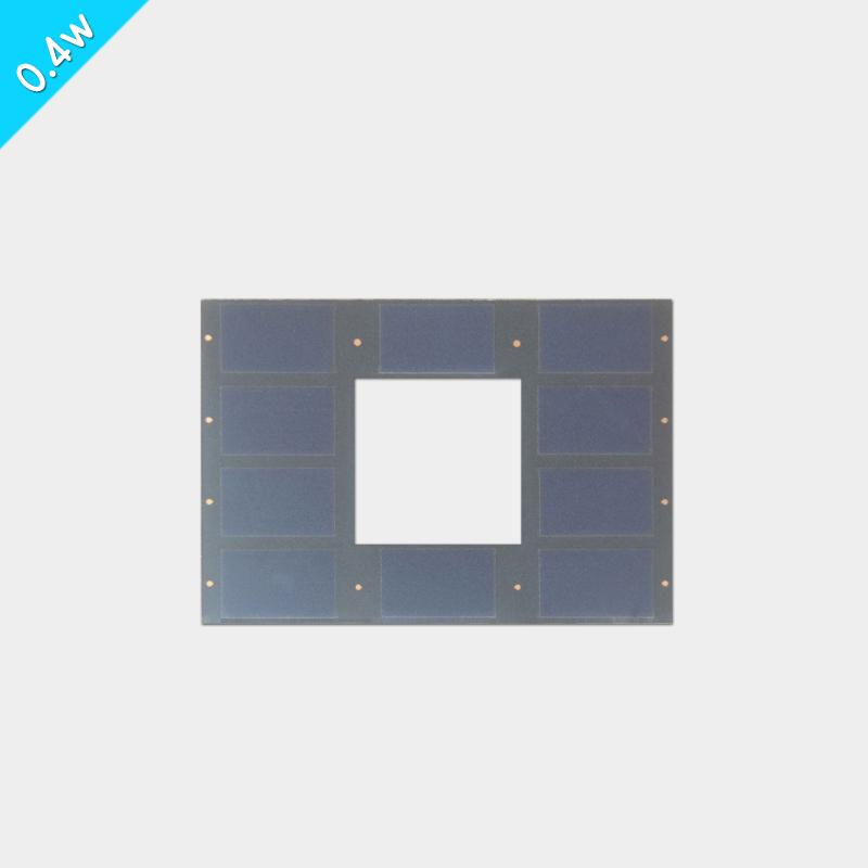 0.4W高效太阳能板