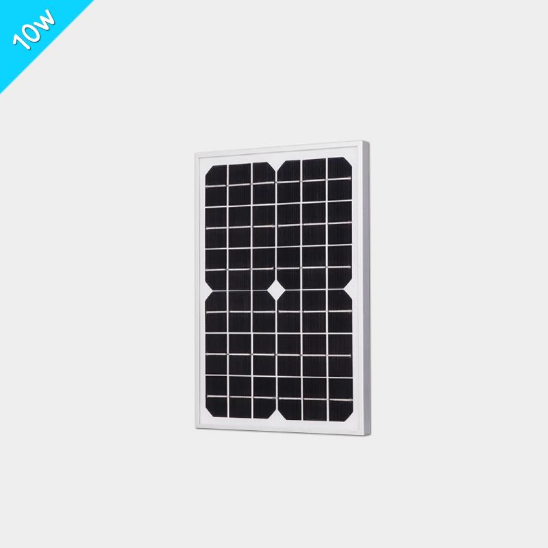 20w玻璃层压mono solar panel
