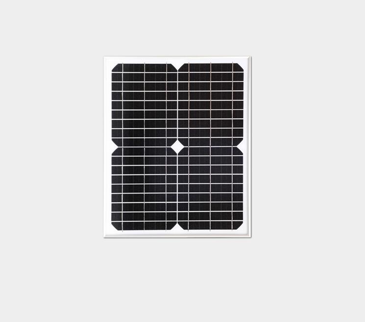 交通警示柱太阳能板