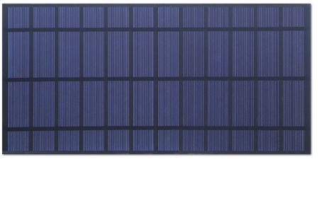7.5w多晶硅太阳能板