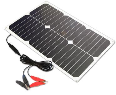 20w柔性太阳能板