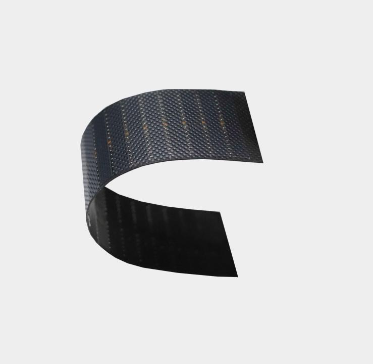 可弯曲太阳能板