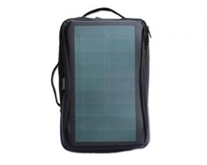 cigs太阳能充电背包