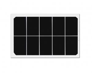 sunpower太阳能板2.5W
