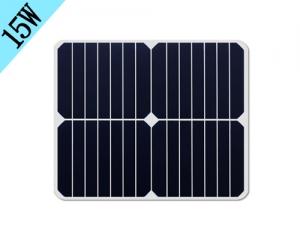 15w 柔性太阳能板