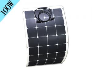 100w柔性太阳能板