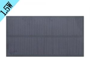 1.5W单晶太阳能板