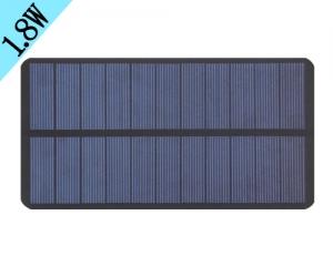 1.8W多晶太阳能板