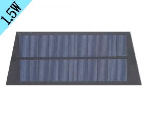 1.5w多晶硅太阳能板