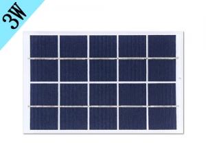 3w多晶硅太阳能板