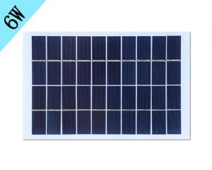 6w多晶硅太阳能板