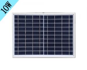 上海10w多晶硅太阳能板