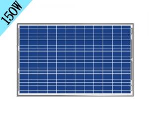 150W多晶太阳能板