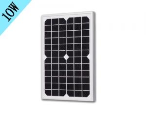 河南10W单晶太阳能板