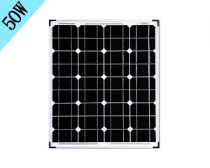 50w单晶太阳能板