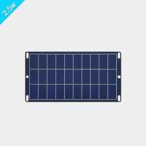 2.5W层压太阳能板