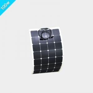 100W太阳能板组件