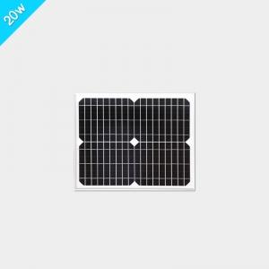 户外监测系统太阳能电池板