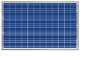 150W多晶硅太阳能板