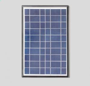 TUV认证多晶硅太阳能板