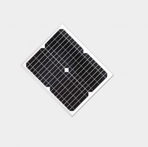 玻璃层压带铝边框太阳能板