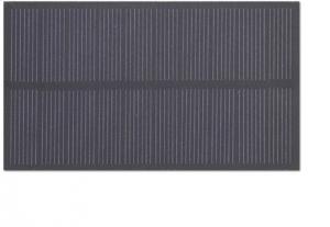 1.2W单晶太阳能板