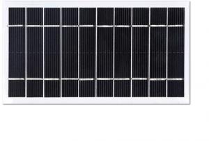 1.5W单晶硅太阳能板