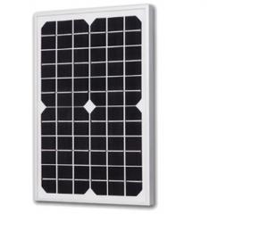广东10W单晶太阳能板