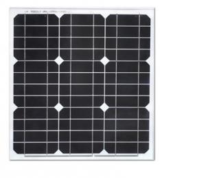 40w单晶太阳能板