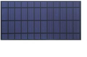 湖北7.5w多晶硅太阳能板
