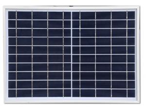 广东10w多晶硅太阳能板