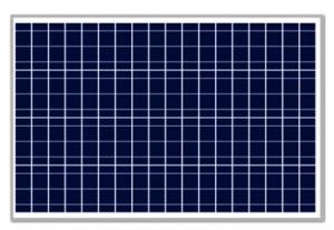 100w多晶硅太阳能板