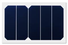 5.5w柔性太阳能板