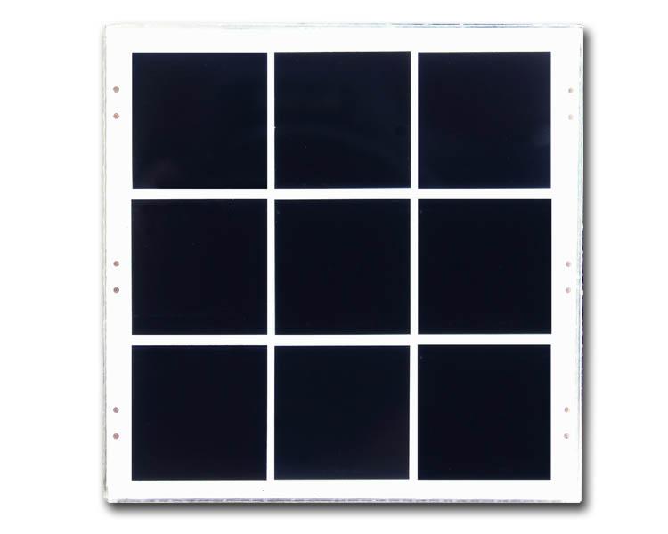 当多晶硅太阳能电池板配置的蓄电池组放电过度或因其他原因而导致电压