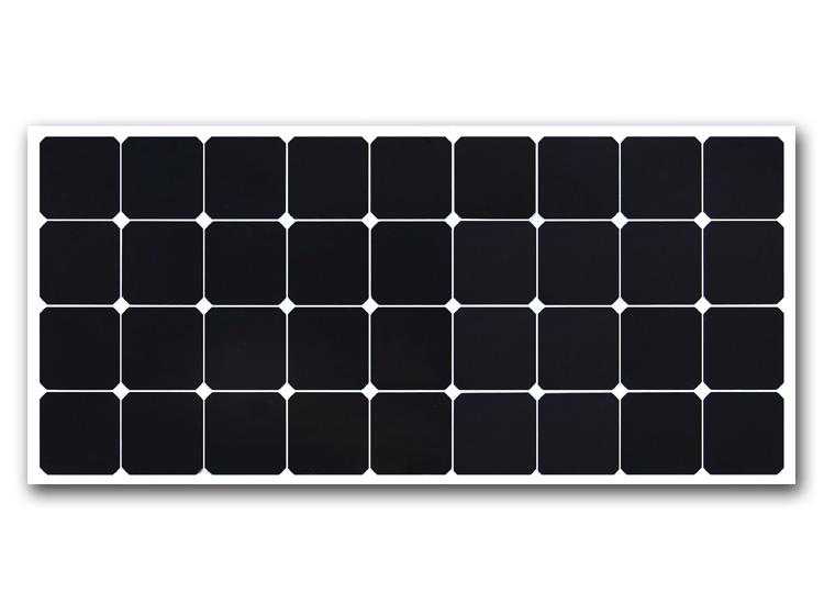 sunpower单晶硅太阳能电池板