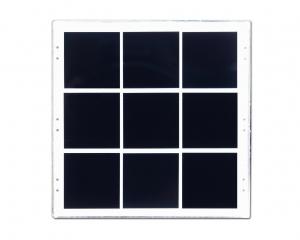 Night Camp lights solar panels