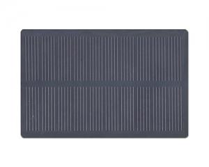Mobile power monocrystalline solar panels