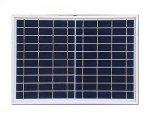 Transportation system solar panels